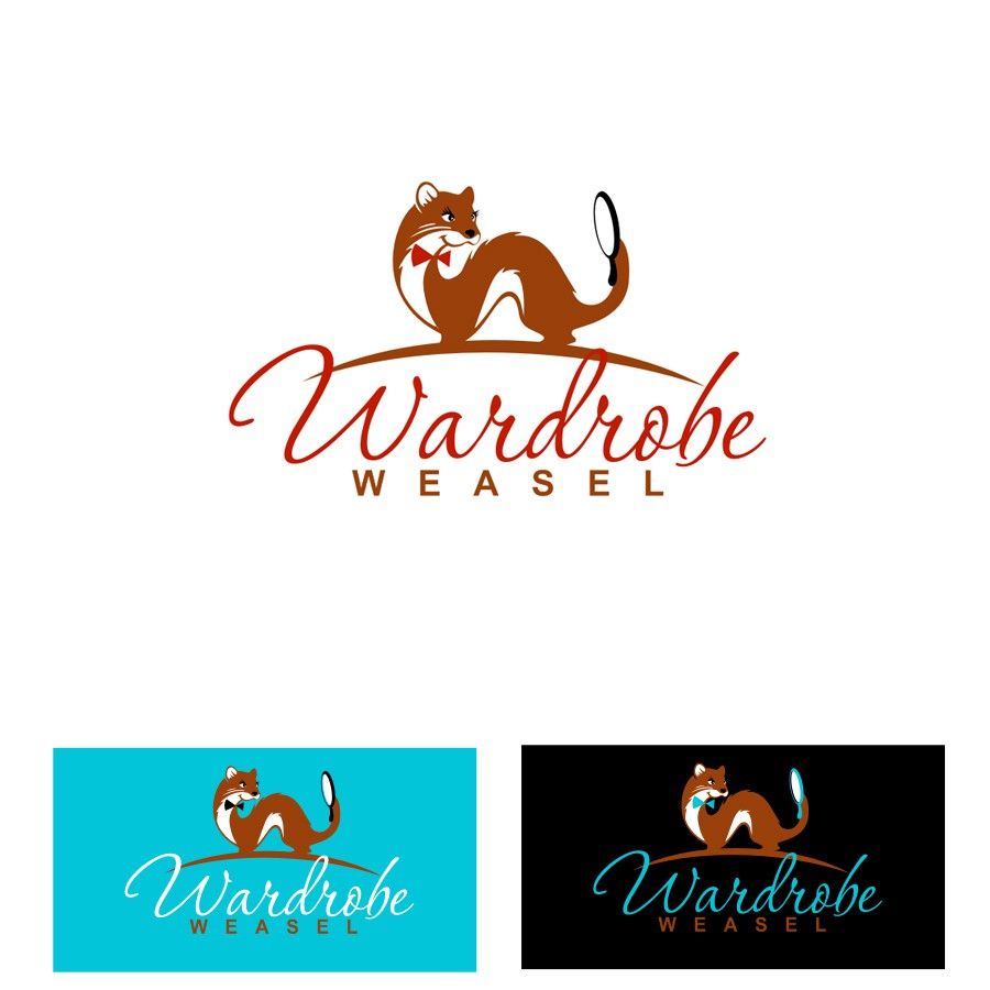 logo for Wardrobe Weasel