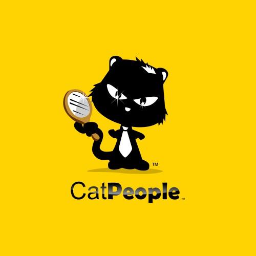 Cat People Logo - Detailed Brief, Active Feedback