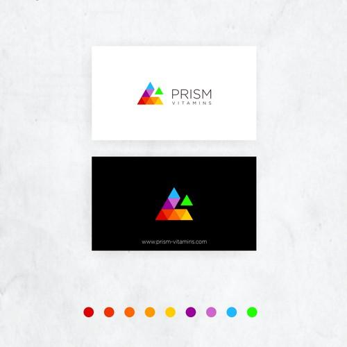 Logo design for a custom vitamin packaging company