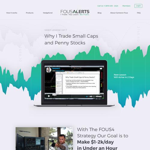 Pro trader website