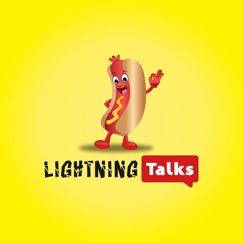 Logo concept for Lightning talks