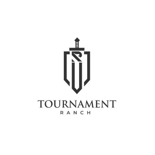 Logo Desain Tournament Ranch