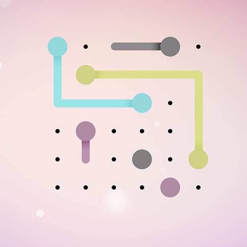 Lines game UI