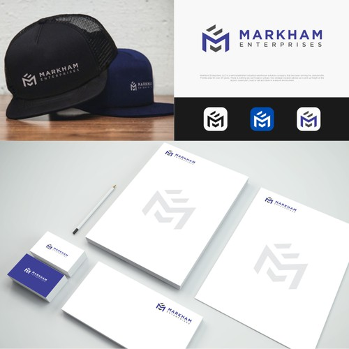 Industrial warehouse solutions company needs a creative logo