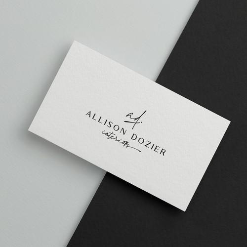 Logo for interiors design