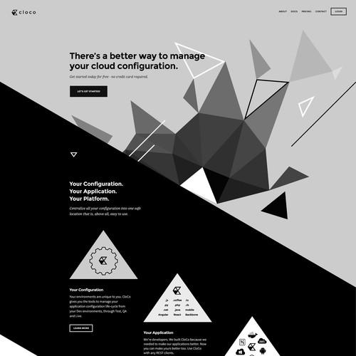 cloco Website Design