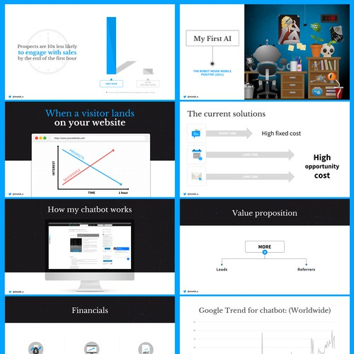 Presentation Re-Design