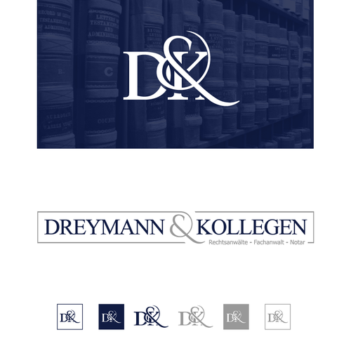 Dreymann&Kollegen Logo design