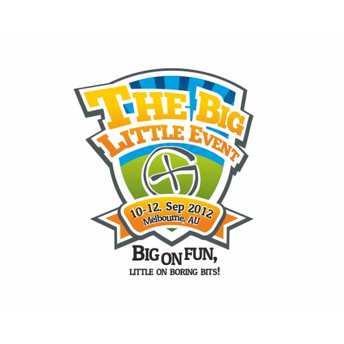 """Help """"Big Little Event"""" with a new logo"""