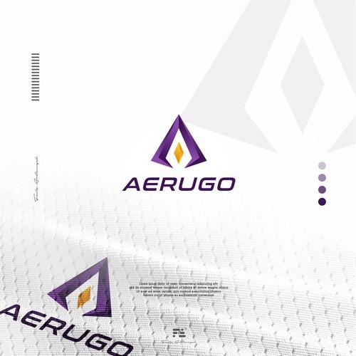 Aerugo logo concept