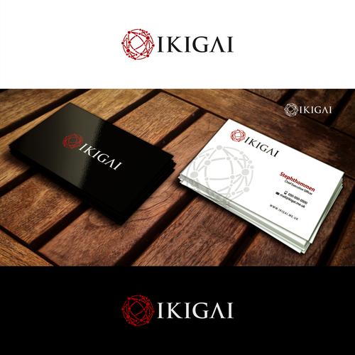Logo for IKIGAI
