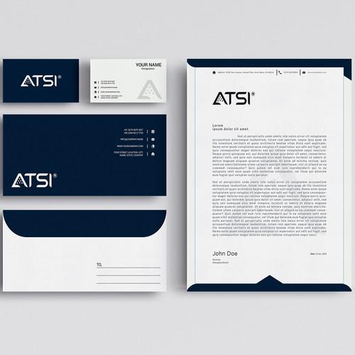 Stationary Design and Branding
