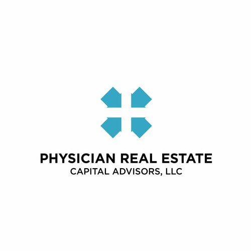 Logo for real estate services firm