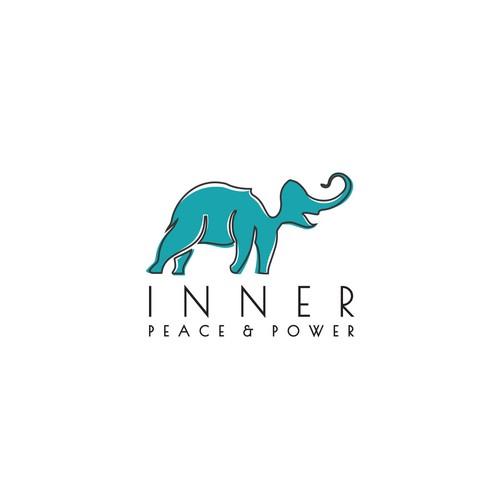 Logo design for Inner Peace & Power
