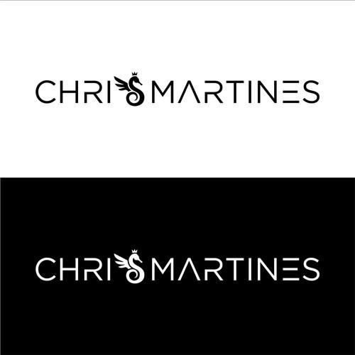 Simple Elegant design For Chris Martines