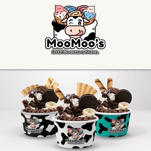 MooMoo's Logo Design