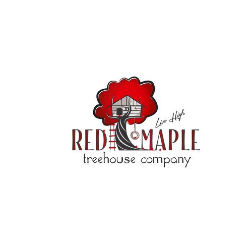 Tree house  company logo