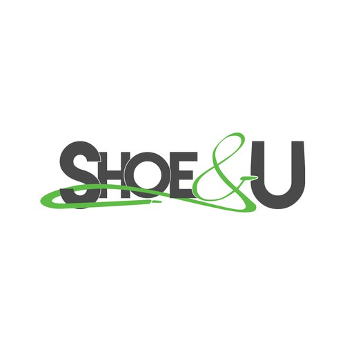 logo concept for Shoe&u