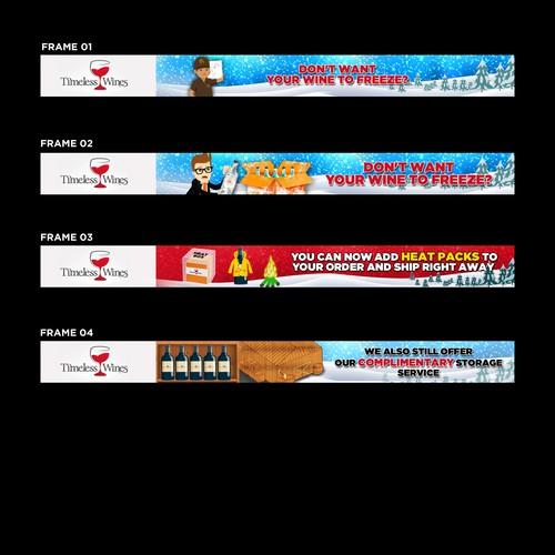HTML5 creative banner