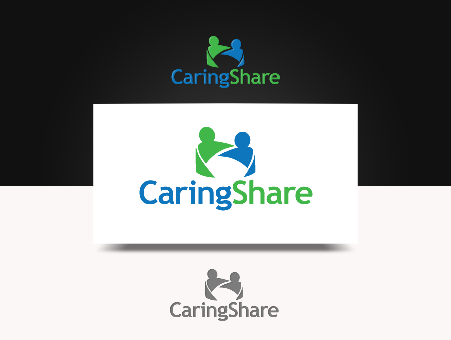 Help us create an exciting logo for CaringShare