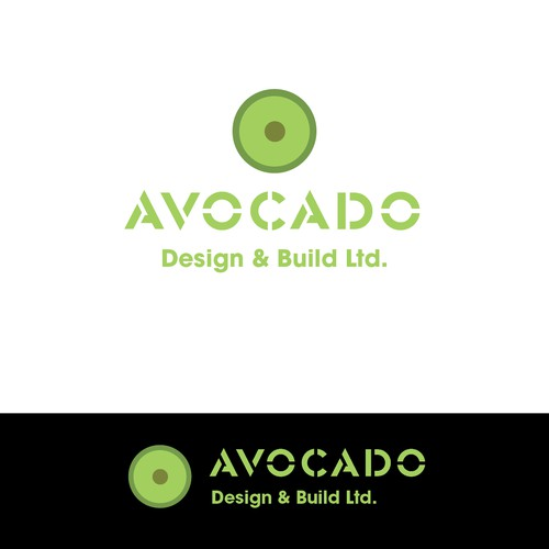 Avocado Construction Logo