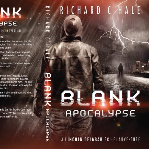 Blank - book 3, Sci-fi adventure by Richard C Hale