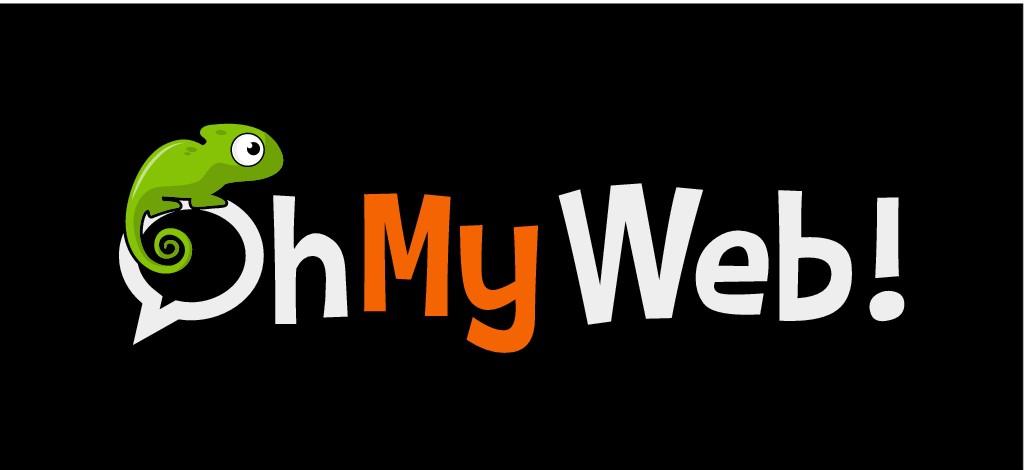 Diseña un logo para nuestra agencia Oh My Web!