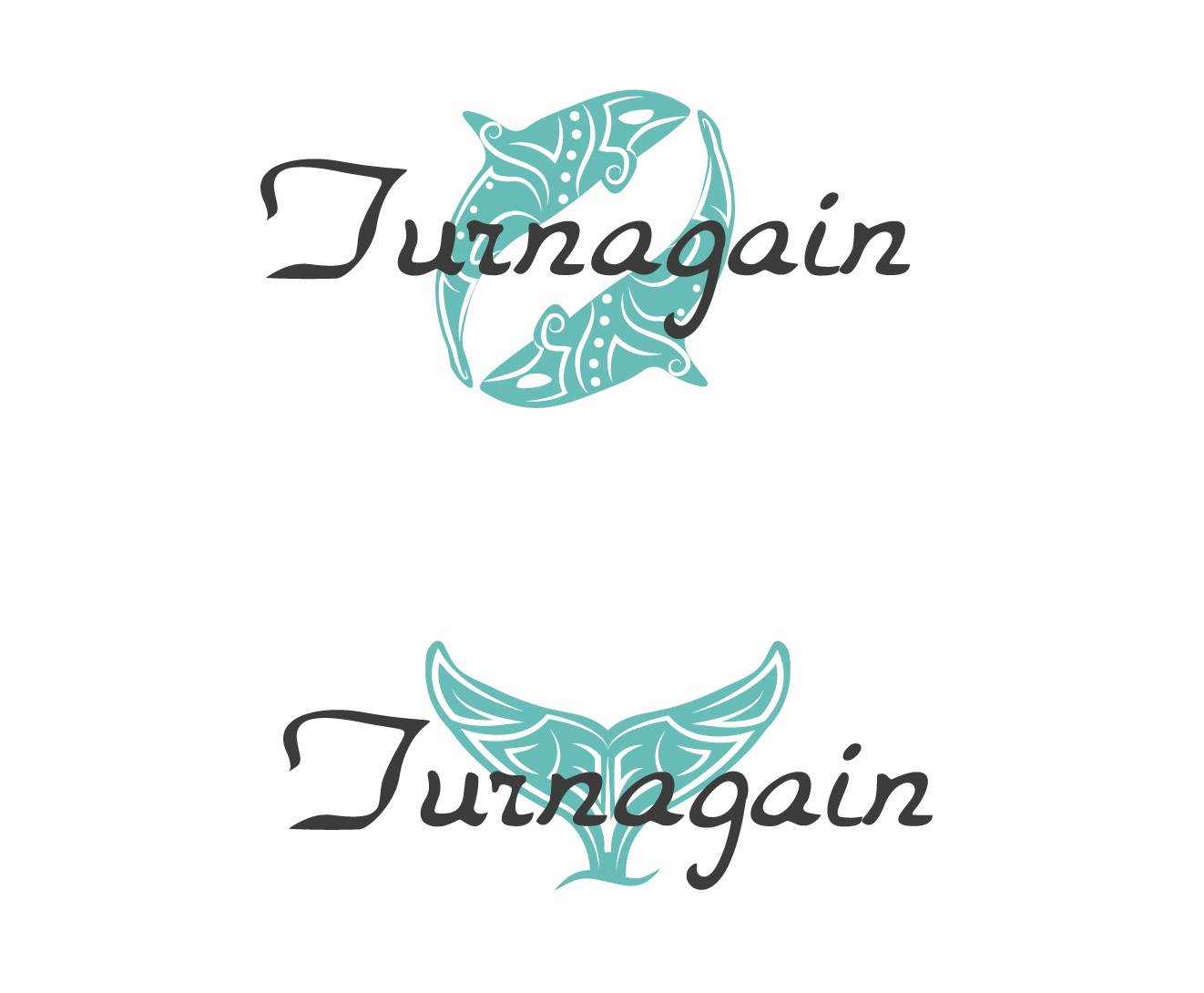 Sailing in a race to Maui!  Need a modern playful logo for our sailboat Turnagain