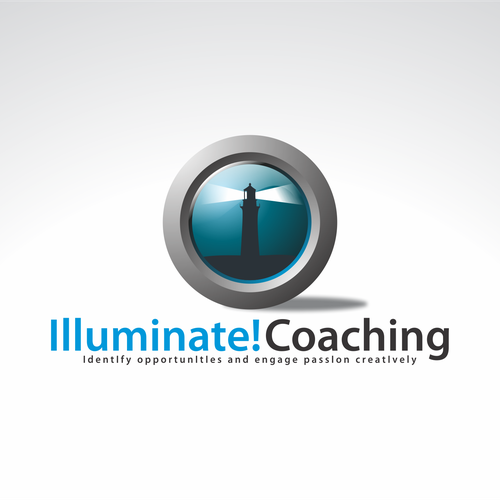 logo for Illuminate! Coaching