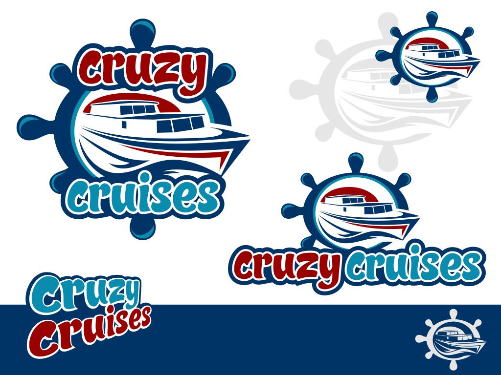 logo for cruzy cruises