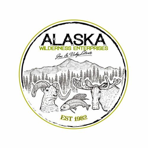 Logo for alaska W.E