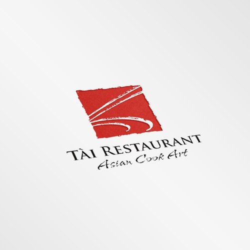 Design a logo for a local asian restaurant