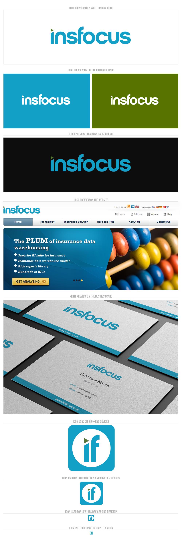 Create the next logo for InsFocus