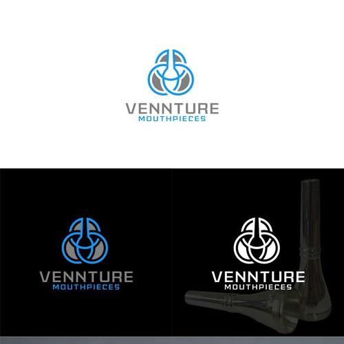 Vennture Mouthpieces Logo