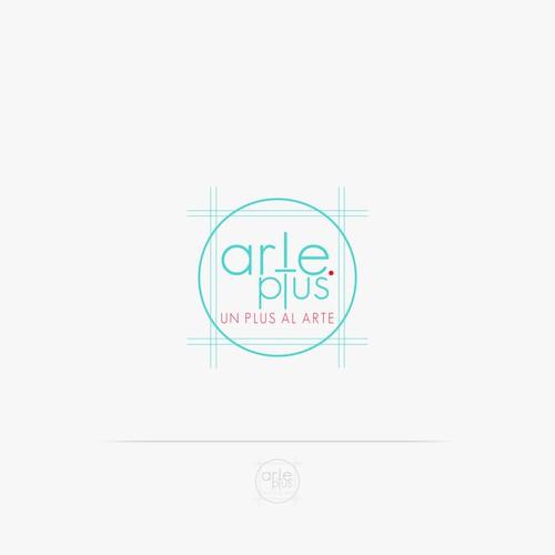 logo for arte plus