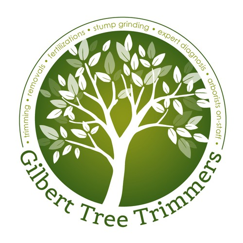 Gilbert Tree Trimmers Logo