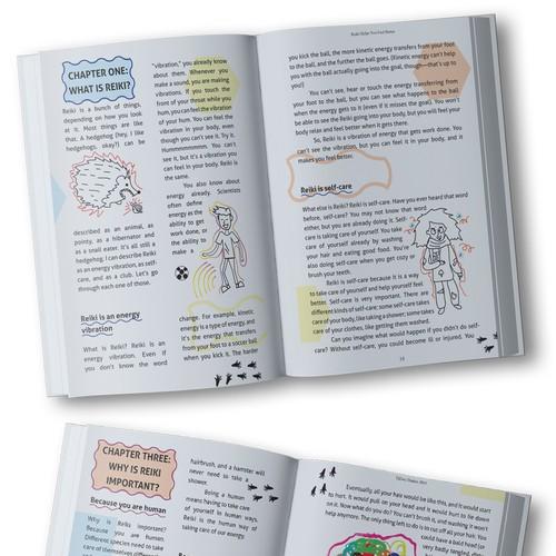 Typesetting Interior design layout & Illustrations