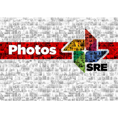 Google Photos SRE want a team banner