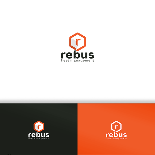 logo for Rebus.FM - commercial services, open-source software  around the open-source communication library
