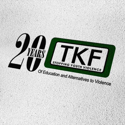 99nonprofits: Create a 20th year Logo for the Tariq Khamisa Foundation ( TKF )