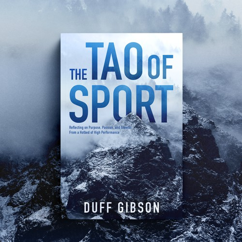 """Book cover """"The Tao of Sport"""" - Duff Gibson"""