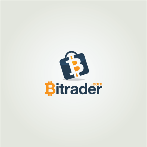 Create a logo for the new Bitcoin marketplace.