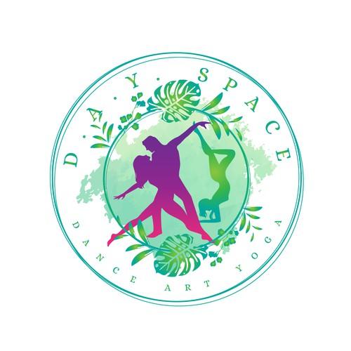 Logo for Dance Art Yoga Space