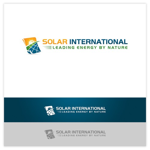 Logo Concept for Solar International
