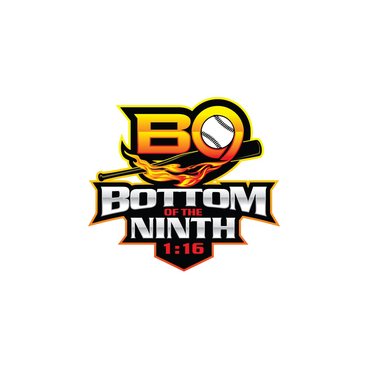 Bottom of the Ninth Baseball Ministry Logo Search