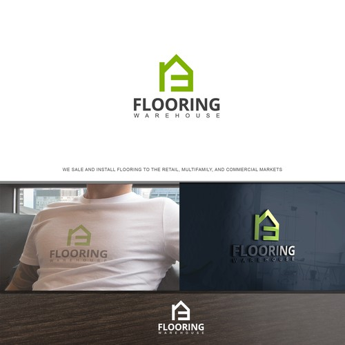 Flooring Warehouse needs a new logo for a companywide transformation