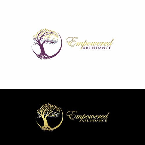 "Design An Unforgettable Logo for our Life-Changing Brand- ""Empowered Abundance"""