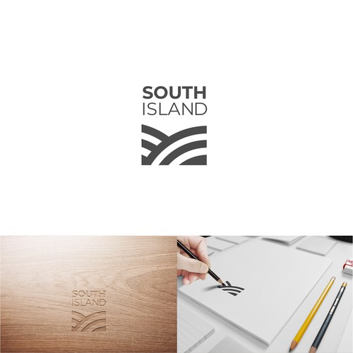 Logo Concept for South Island
