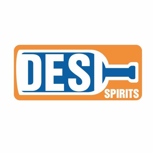 logo design for distilery