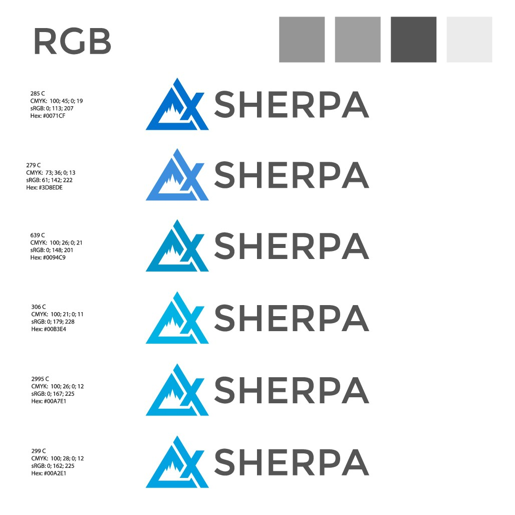 Tech Support Service needs a modern logo for 'Sherpa' like support.